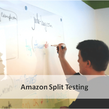 Amazon Split Testing